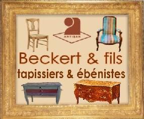 Beckert & fils Tapissiers & ébénistes Challex