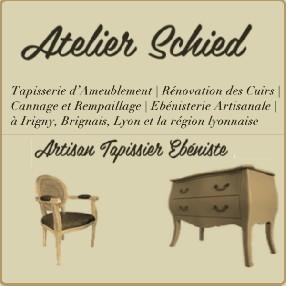 Atelier J Schied, Artisan Tapissier Ébéniste  Irigny