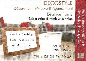 DECOSTYLE Luzy